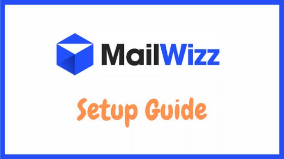 mailwizz setup
