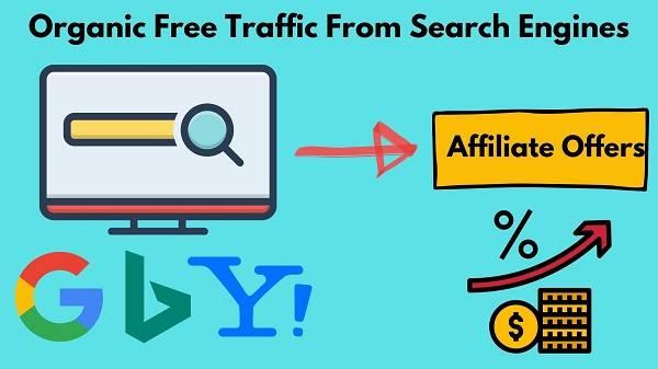 seo affiliate traffic