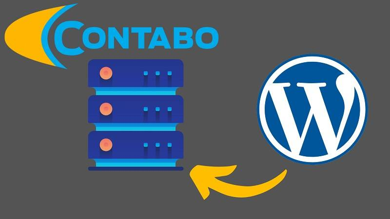 install wordpress on contabo