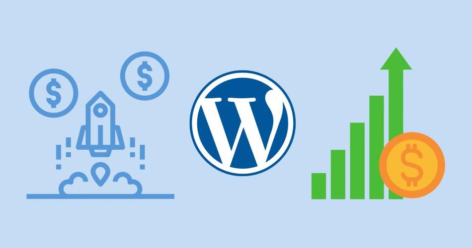 make money with wordpress blog